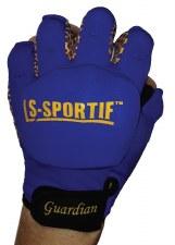LS Guardian Hurling Glove L/H (Royal Gold) SJ
