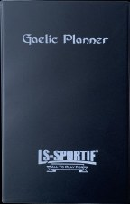 LS GAA Tactic Folder A4 (Black)