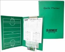 LS GAA Tactic Folder A4 (Green)