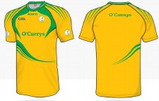 Masita O'Currys Training Jersey 18/19 (Yellow/Green)