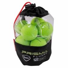 Masters Prisma Fluoro Matt TI Golf Balls (12) Green