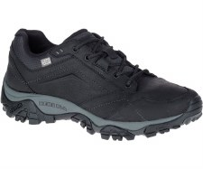 Merrell Moab Adventure Waterproof Wide Width (Black) 10