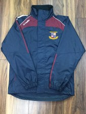 O'Neills Miltown Apex Full Zip Rain Jacket SMALL