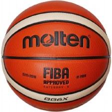 Molten Basketball  BGG6X FIBA Pro League 2015 - 2019 (Orange) 6