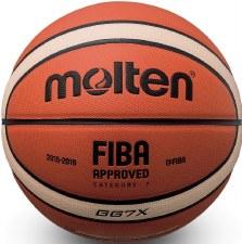 Molten Basketball  BGG7X FIBA Pro League 2015 - 2019 (Orange) 7
