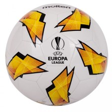 Molten Europa league Ball 5 (White Yellow) Size 5