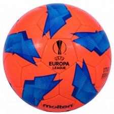 Molten Europa league Ball 5 (Orange Blue) Size 5