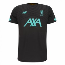 New Balance Liverpool Pre Game Jersey 2019-2020 (Phantom Green) S