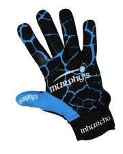 Murphy Gaelic Gloves (Black Blue) 4