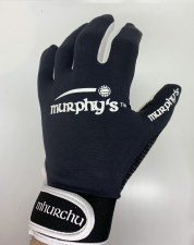 Murphy Gaelic Gloves (Black White) 9