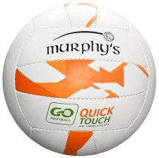 Murphys Quick Touch Football (White Orange)