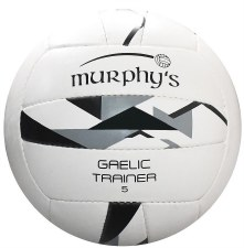 Murphys Gaelic Trainer (White Black Grey) Size 5