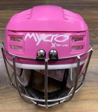 Mycro Hurling Helmet (Pink) Extra Small