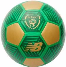 New Balance Ireland FAI Dash Football 2019-2020 (Green Gold) Size 5