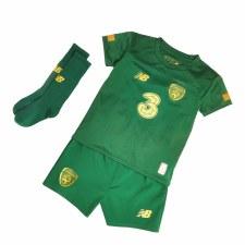 New Balance Ireland FAI Home Infant Kit (Eden Green Gold) 18-24