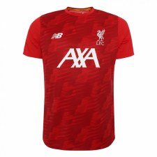 NB Liverpool Off Pitch Tee J
