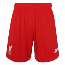 New Balance Liverpool Mens On Pitch Shorts (Red) Medium