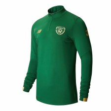 New Balance Ireland FAI On Pitch Midlayer Adults 2019-2020 (Eden Green Gold) Small