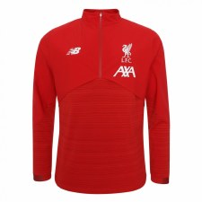 New Balance Liverpool 1/2 Zip Vector Speed Top Adults 2019/2020 (Red) Small