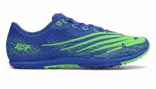 New Balance XC Seven V3 Mens Running Spike (Cobalt Blue Lime) 9