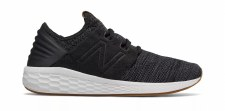 New Balance Fresh Foam v2 Cruz Knit (Black) 6