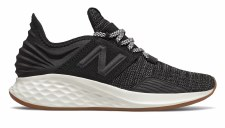 NB Fresh Foam Roav V1 Womens (Black Grey Knit) 4