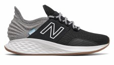 New Balance Fresh Foam Roav Ladies (Black Grey) 4