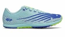New Balance  XC Seven v3 Womens Running Spike (Glacier Cobalt Blue) 4