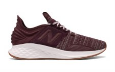 New Balance Roav V1 Mens (Burgundy Knit White) 8