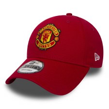 New Era Man Utd 9Forty (Red) Adults One Size