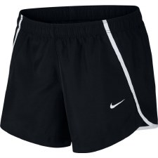Nike Girls Sprinter Short (Black White) Medium Girls