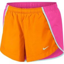 Nike Girls Sprinter Short (Orange Pink) Medium Girls