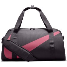 Nike Gym Club Holdall Grey Pink