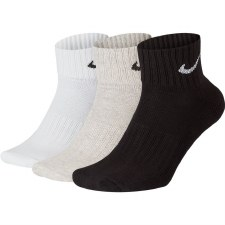 Nike Cushion Ankle Sock (Mixed) 5-8 Uk