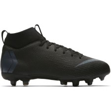 Nike Jr Superfly 6 Academy FG/MG (Black Grey) 3