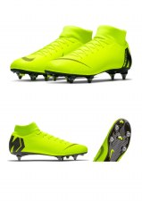 Nike Superfly 6 Academy SG Pro Adults (Volt/Black) 6