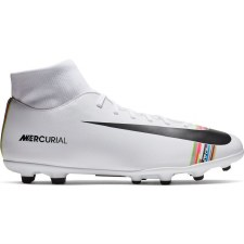 Nike Superfly 6 Club CR7 Firm Ground/MG (White Multi) 8