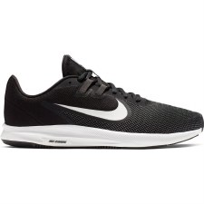 Nike Mens Downshifter 9 (Black White) 8