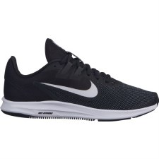 Nike Ladies Downshifter 9 (Black White) 8