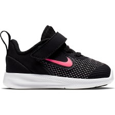 Nike Downshifter 9 Infants (TDV) (Black Pink) 6.5