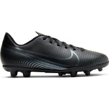 Nike Jr Vapor 13 Club Firm Ground (Black Multi) 3