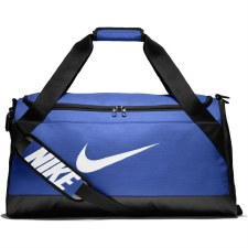 Nike Brasilia Duffel Holdall (Royal White) Medium