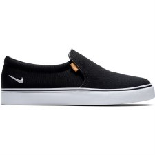 Nike Court Royale AC Slip On Ladies (Black White) 6