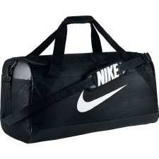 Nike Brasilia Large Duffel Bag (Black) Large