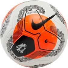 Nike Premier League Strike (White Orange Black) Size 5