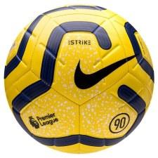 Nike Premier League Strike (Yellow Blue) Size 5