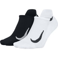 Nike Multiplier No-Show Socks (2Pairs) 5-8 Uk