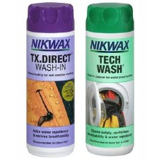 Nikwax Twin Pack 300ml