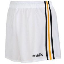 O'Neills Mourne Shorts (White Black Amber) 24