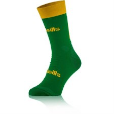 O Neills Koolite Midi Socks (Green Amber) 7-9